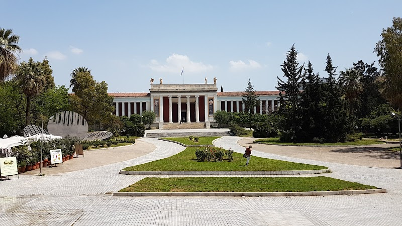 Foto av National Archaeological Museum i Εξάρχεια